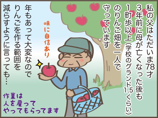 78歳、現役農業ビジネスマン!?呆れながらも父を尊敬/しまえもん