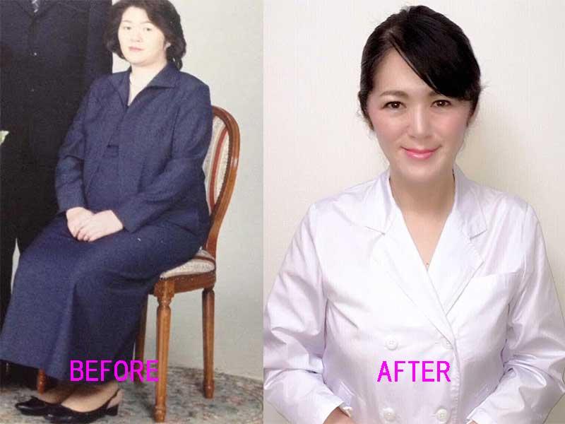 108kgから50kg以上のダイエットに成功!学んだ健康の大切さ/吉澤恵理