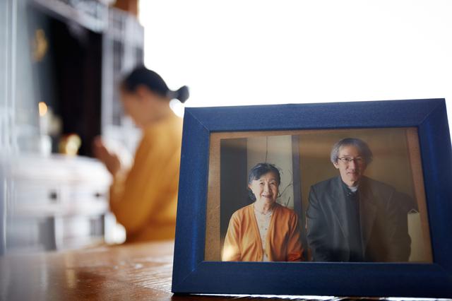 認知症の母と、それをうまく受け入れられなかった父が遺した「奇跡の遺影」