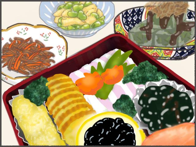 嫁ぎ先に代々伝わる正月料理。故郷の味も取り入れて我が家らしいお正月を/ともぞう