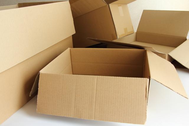 夫よ、息子よ、シュール過ぎると思わないか!? 家の中が買い物の「空き箱」に占領される我が家