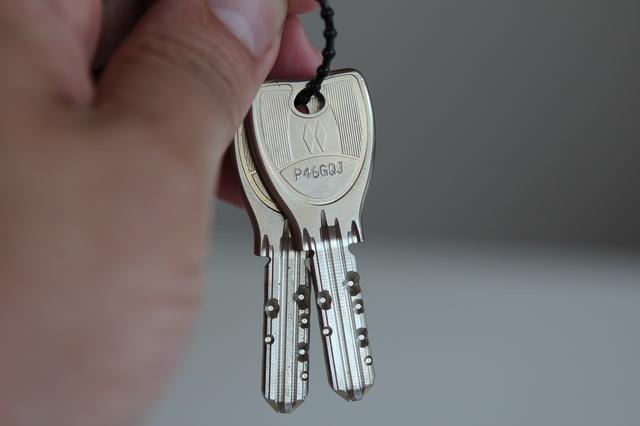 新居の合鍵を義母に渡した...だと!? 立ち向かう決意が湧いてきた日/かづ