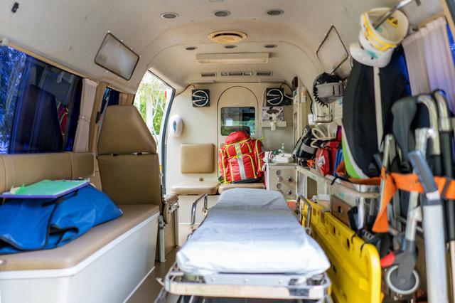 救急車に運ばれる私にも無関心な夫。この人とこれからも一緒に生きていくの!?