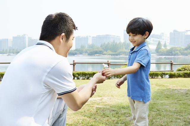 7歳の子を連れて離婚。父と息子で歩んできた道/キッチン夫婦(夫)