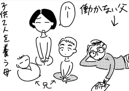 うちは複雑な家庭。ちょっと変かもしれないけど、変なくらいでちょうどいい/oyumi
