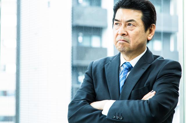 もう50代なんだから...注意されたことに激怒し会社を辞め、転職後も悪口を言い続けるグジグジ夫