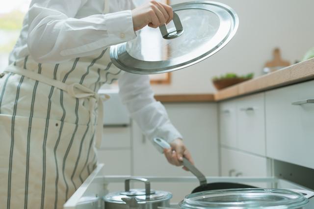 「どこか変わったと思わない?」と得意顔の夫よ...。頼むからキッチンのレイアウトを勝手に変えないで!