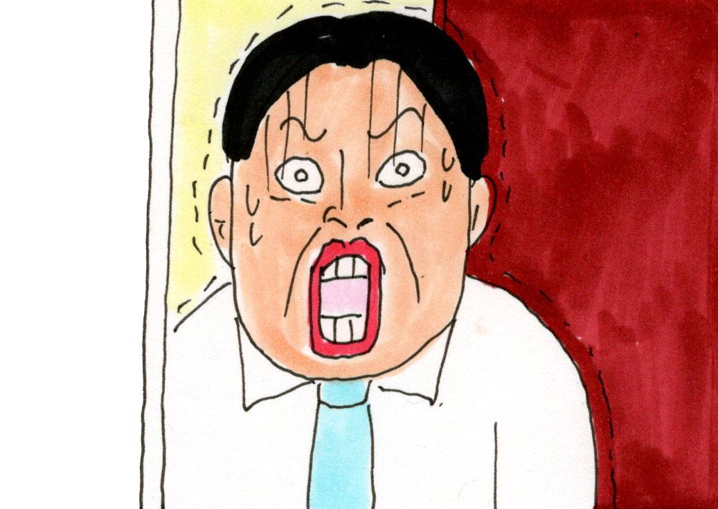 ドアを開けると、そこは...!! 夫を激怒させた「認知症の叔母」が起こした2つの問題/カータン