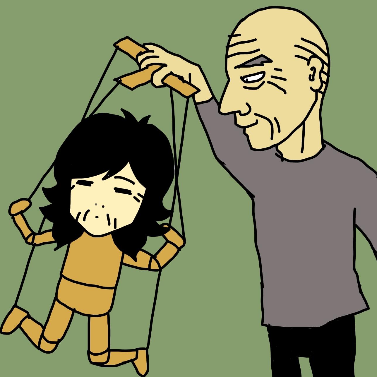 認知症の母からの不審な電話。母を操り人形のように動かそうとする父の影が.../ワフウフ