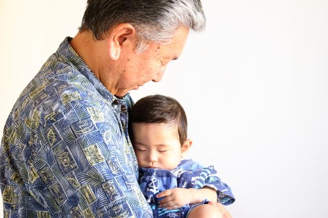 酷い事も言われた義父だけど...。亡くなる直前の「幼い孫への涙」が、私の子育てを支えてくれました