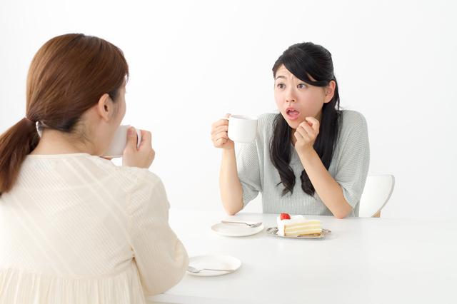 「たぶん旦那が働かなくなったからだよ」ご近所さんの離婚原因を憶測で話すママ友にげんなり