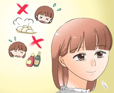 【漫画】お酒が飲めない私。友人2人との飲み会で「気を遣わないでどんどん飲んで」と言った結果<前編>