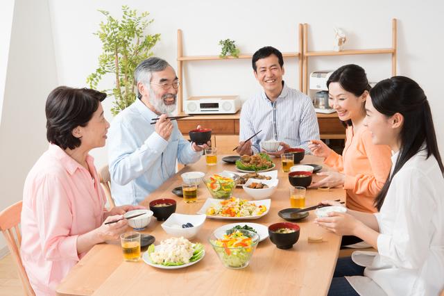 家族のコミュニケーションだから。糖尿病の父と始めた食事制限 | 毎日が発見ネット