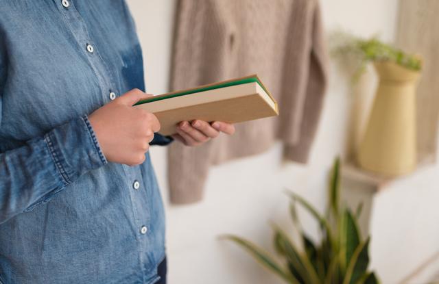 忙しくても、老眼でも諦めない!「ながら読書」はじめました/中道あん