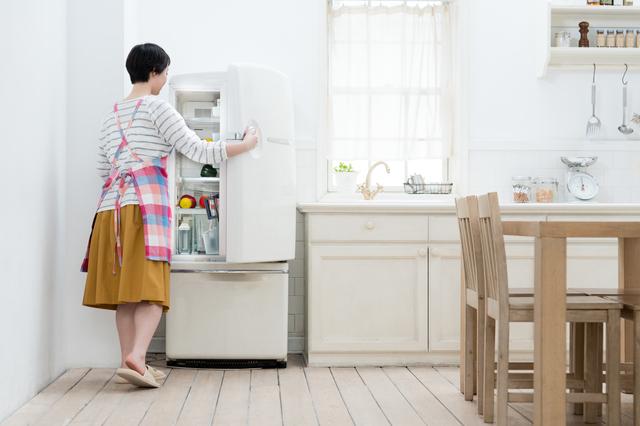 掃除機は大きく、冷蔵庫は小さく。老後の一人暮らしが快適になる「家電&家具の選び方」