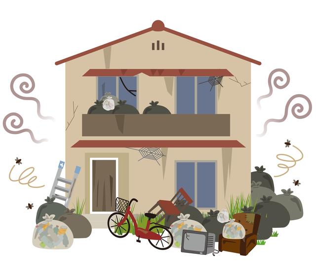 「ゴミ屋敷」になるのはなぜ? 60代以上に多いセルフ・ネグレクト