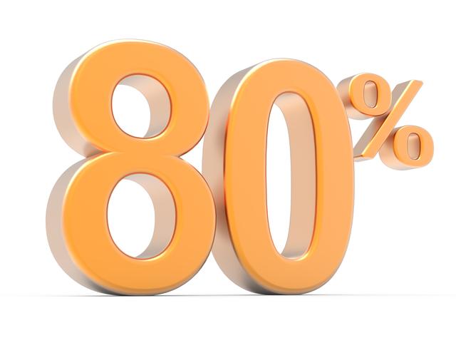 衰えを否定せず若さも保つ「80%主義」のススメ/老後の不安の9割は無駄
