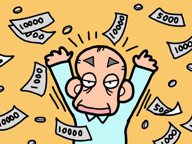老後のために貯めたお金が飛んでいく。自制がきかない義父の止まらぬ浪費/山田あしゅら