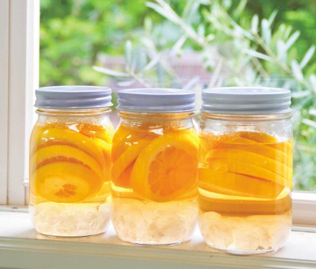 簡単!おいしい!レモン酢の作り方/レモン酢でキレイ!(1)