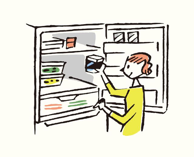 「食品の墓場」化していませんか? やましたひでこさん「冷蔵庫の断捨離」3ステップ