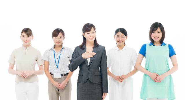 介護に携わる仕事に就きたい! ところで介護職にはどんな種類があるの?