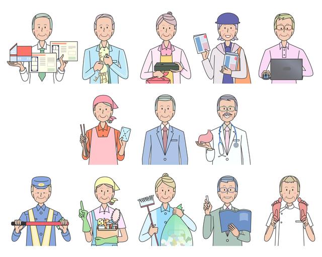 働いている・働きたい60代は半数以上! 60代の仕事の現状は?/ちょこっと稼ぐコツ