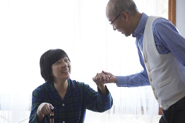 在宅介護では誰が介護をするかによって利用する介護サービスが異なる/在宅介護