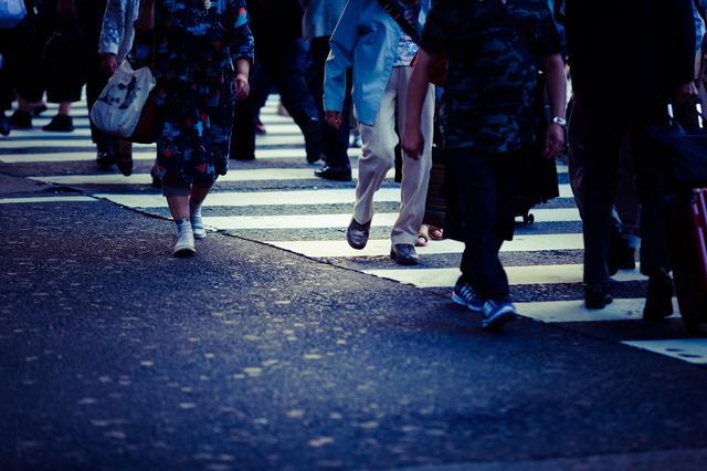 「話相手をして下さい」渋谷でポツンと立っていた一人の女性/マインドトーク(1)