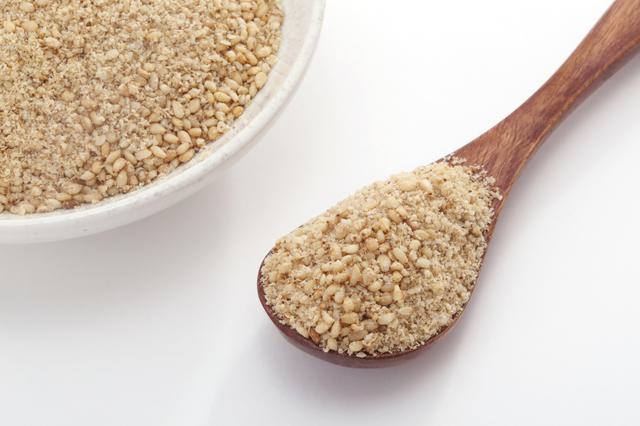 ビタミンEで抗酸化力アップ! たんぱく質もたっぷり「アーモンドごま朝食」のススメ