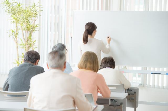 中高年向けの学習講座が流行のきざし!? 学びたがる「まなミドル」が増えている