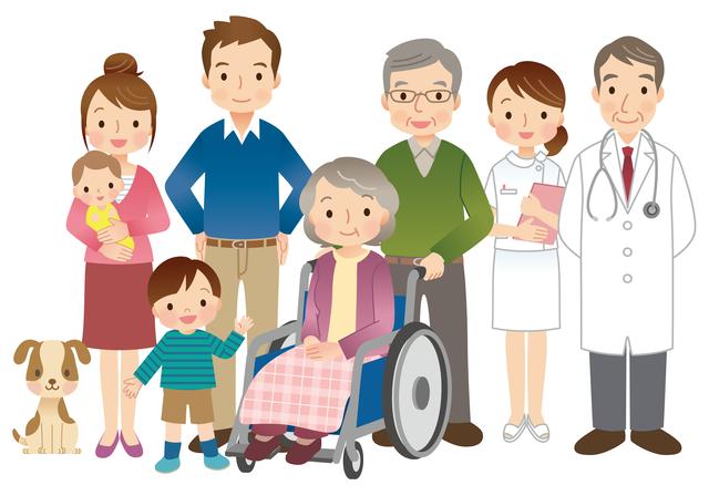 「家族でできること」を可視化しましょう/身近な人に介護が必要になった時のために(3)