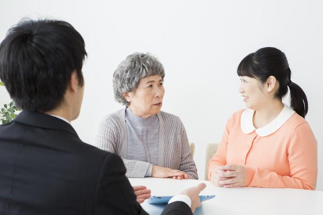 認知症が進行している母の後見人に。何か問題はありますか?/税金で悩んだらプロに相談