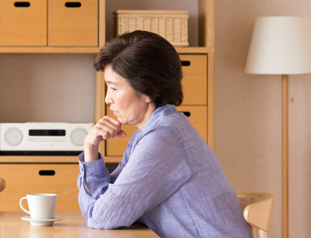 「定年後の夫との寂しい日々」立木ミサの夫婦の相談室