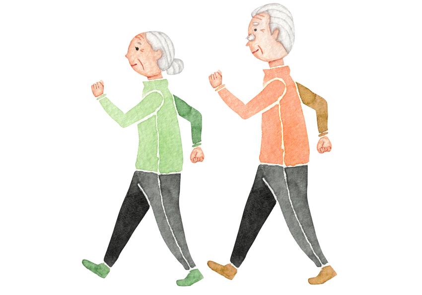 「1日24分以上、歩幅は広く」。あなたの親にも勧めてほしい「認知症を予防する歩き方」
