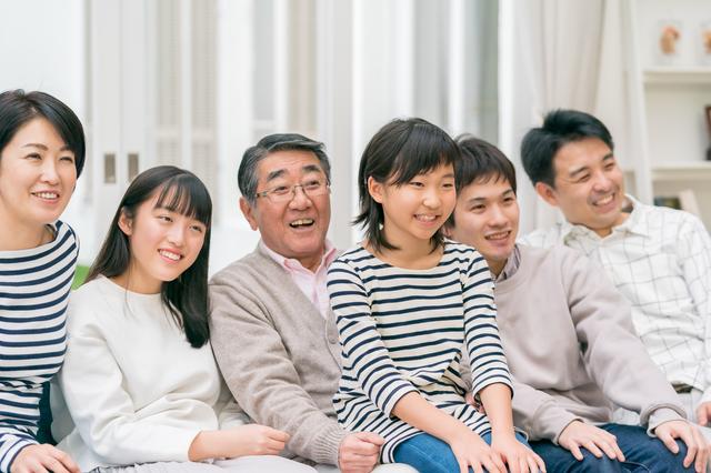 えっ・・・三世帯・四世帯で住むのが当たり前になるの!?人生100年時代に訪れる「新しい家族のカタチ」