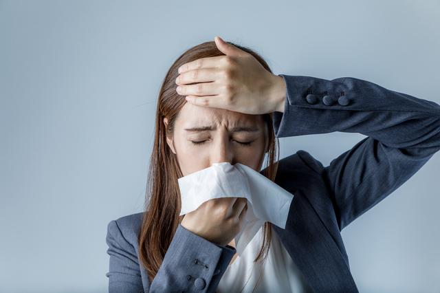副鼻腔炎の治療の新常識! アレルギー性の副鼻腔炎はぜんそく治療とセットで行う/副鼻腔炎
