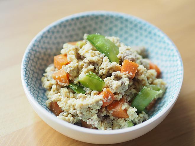 斬新!だけどおいしい。高野豆腐で揚げ物&炒り豆腐を【作ってみた】