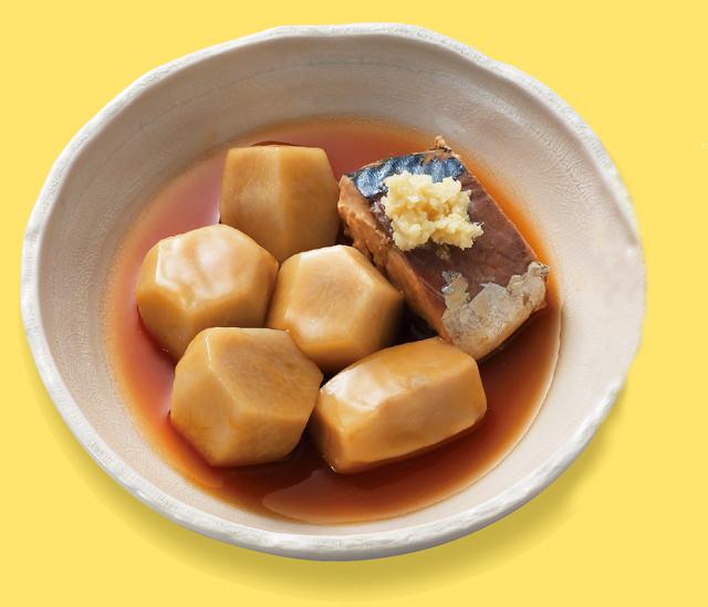 さば缶は和食にも活躍「里芋の煮物」/さば缶活用レシピ(4)