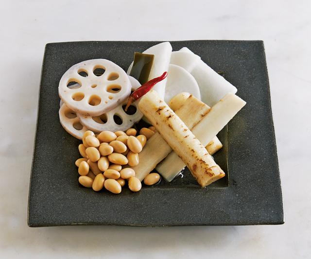 優しい和風味。谷島せい子さんの白いピクルス(前編)