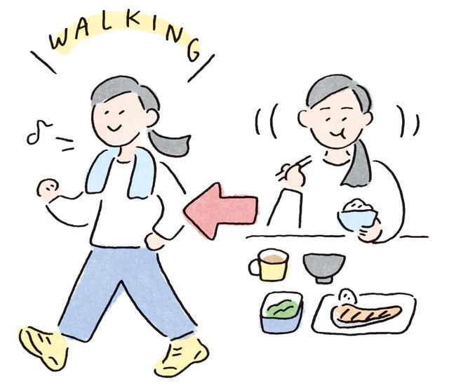 無症状でも油断しないで! 糖尿病にならない体づくりに「食後の運動」がいい5つの理由