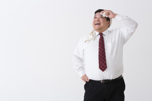 白癬菌に感染しやすいのは汗をかきやすい人、そして足の指が太い人です/白癬菌