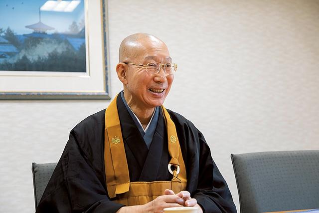 禅の名僧に教えてもらった「歩くヒントになる4つの禅語」