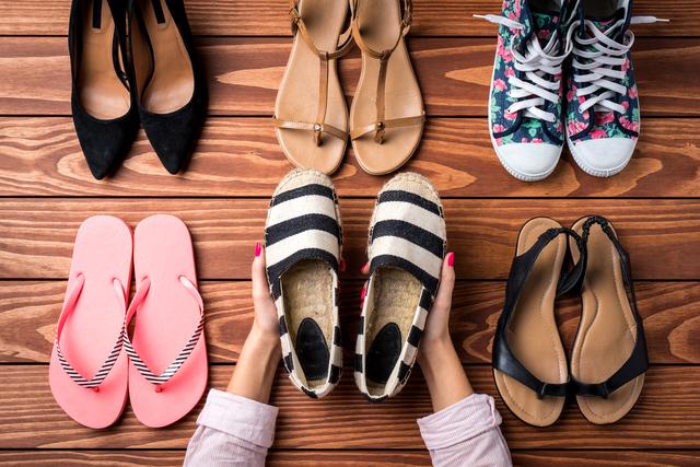 足の痛みやトラブルを防ぐ「足に優しい靴」の選び方/魚の目・タコ・イボ