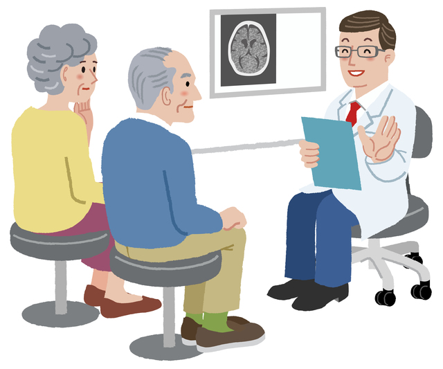 なんと65歳以上の約4人に1人が認知症または予備軍!/認知症予防(1)