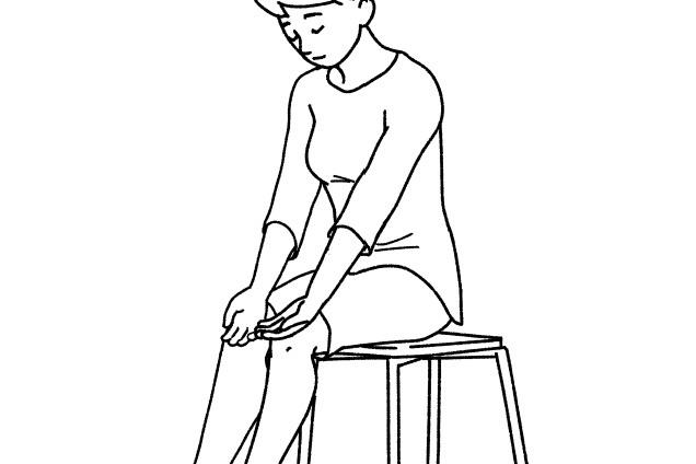 立つときに筋肉ちゃんと使えてる? 理学療法士が教えるひざ痛ケア前の「姿勢の確認」