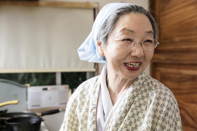 故郷の味を懐かしく思うのは世界共通/精進料理研究家・藤井まりさん(3)