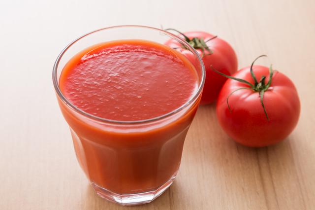 糖尿病予防に市販のトマトジュースが効果的!?