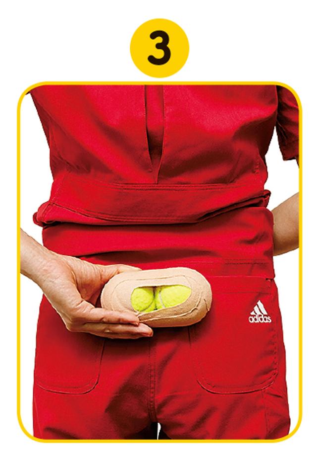 テニス ボール 仙 腸 関節 テレビで話題!テニスボールダイエットの効果とやり方とは?簡単筋膜リリースで肩こり解消に (1/2)
