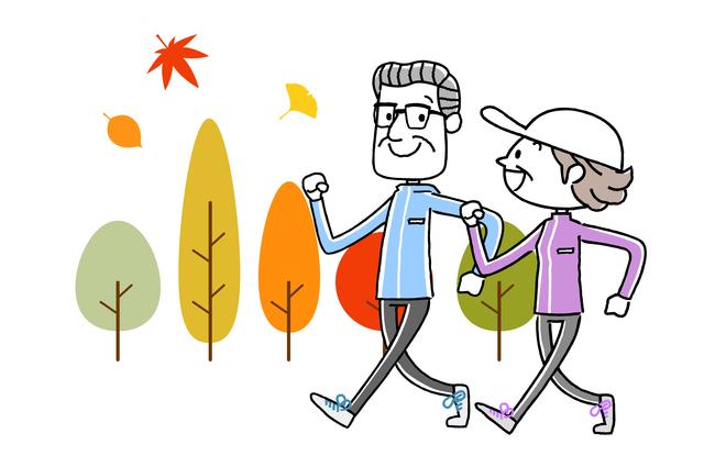 まずは10分長く歩いてみよう。血糖値を下げるためには下半身を動かす!/糖尿病