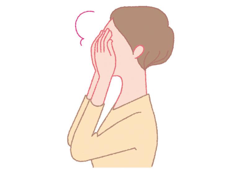 手のひらの摩擦熱でホット・アイ!簡単にできる「かすみ目」2つの回復法